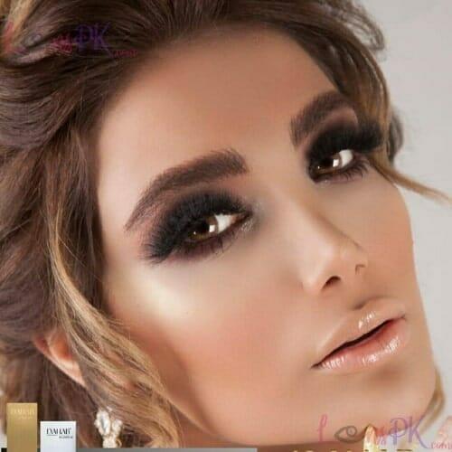 Buy Dahab Argan Contact Lenses in Pakistan – Platinum Collection - lenspk.com