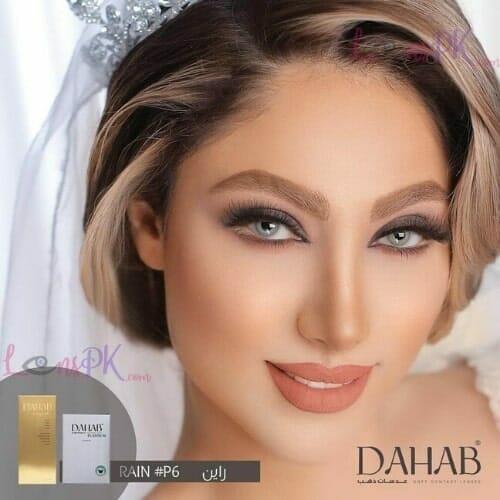 Buy Dahab Rain Contact Lenses in Pakistan – Platinum Collection - lenspk.com