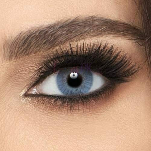 Buy Freshlook Blue Contact Lenses - Colors - lenspk.com
