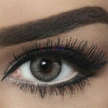 Buy Bella Almond Gray Green Contact Lenses - Diamond Collection - lenspk.com