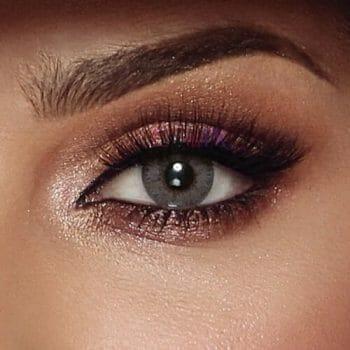 Buy Bella Amber Gray Contact Lenses - Elite Collection - lenspk.com