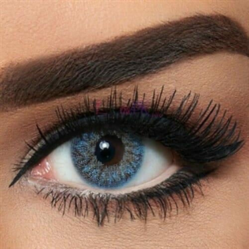 Buy Bella Natural Blue Contact Lenses - lenspk.com
