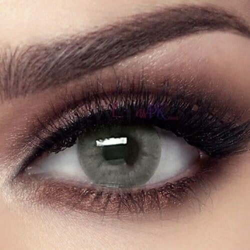 Buy Bella Cloudy Gray Contact Lenses - Elite Collection - lenspk.com