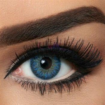 Buy Bella Natural Cool Blue Contact Lenses - lenspk.com