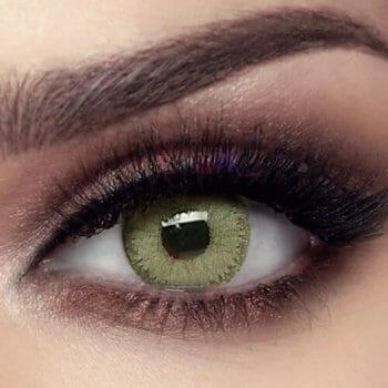 Buy Bella Emerald Green Contact Lenses - Elite Collection - lenspk.com