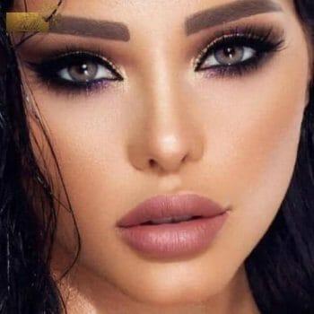 Buy Bella Gray Beige Contact Lenses in Pakistan – Elite Collection - lenspk.com