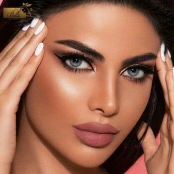 Buy Bella Mint Gray Contact Lenses - Elite Collection - lenspk.com