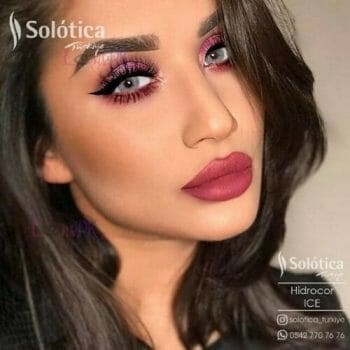 Buy Solotica Ice Contact Lenses in Pakistan – Hidrocor - lenspk.com
