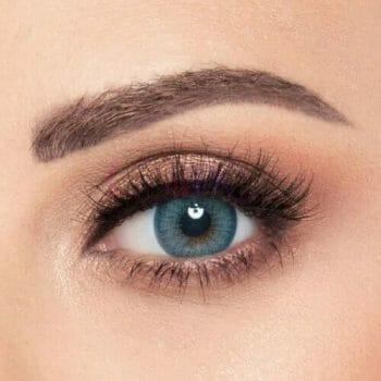 Amara Royal Blue eye lenses