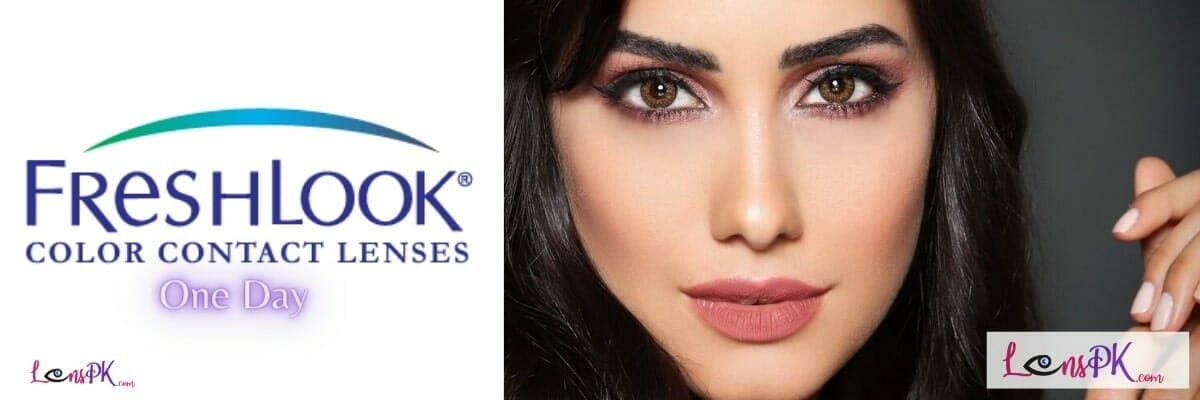 Freshlook One Day Contact Lenses in Pakistan