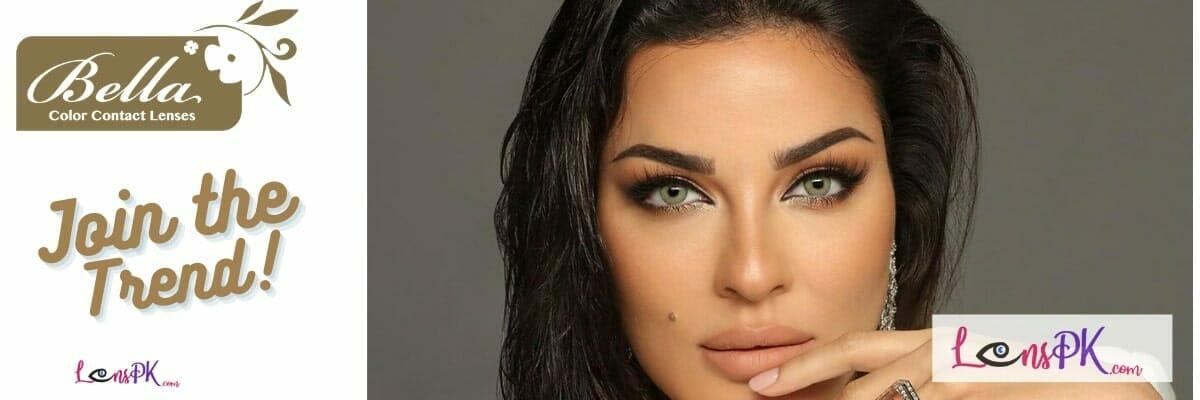 Buy Bella Contact Lenses in Pakistan