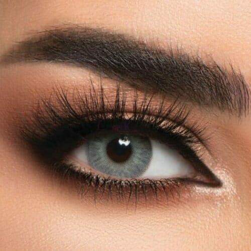 Buy LensMe Suger Gray Contact Lenses in Pakistan - lenspk.com