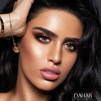 Buy Dahab Argan Contact Lenses - Platinum Collection - lenspk.com