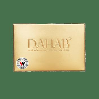 Dahab Gold Contact Lenses