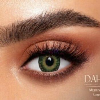 Buy Dahab Medusa Contact Lenses - Gold Collection - lenspk.com