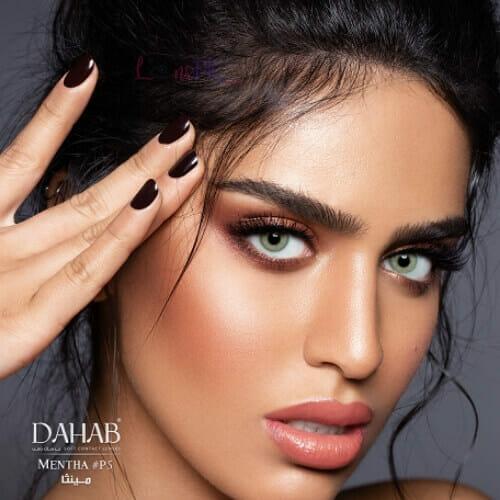 Buy Dahab Mentha Contact Lenses - Platinum Collection - lenspk.com