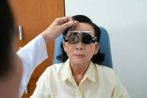 Ageing and your vision