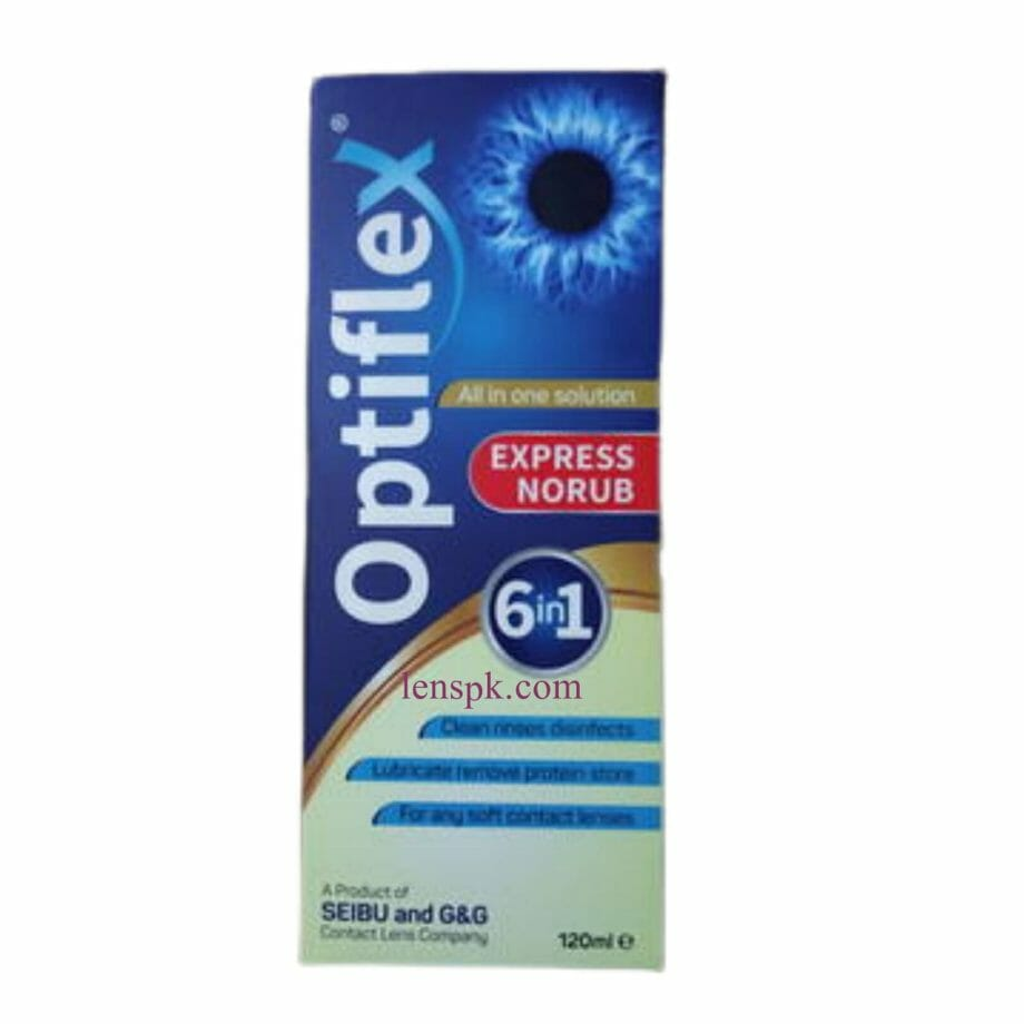 optiflex lens solution