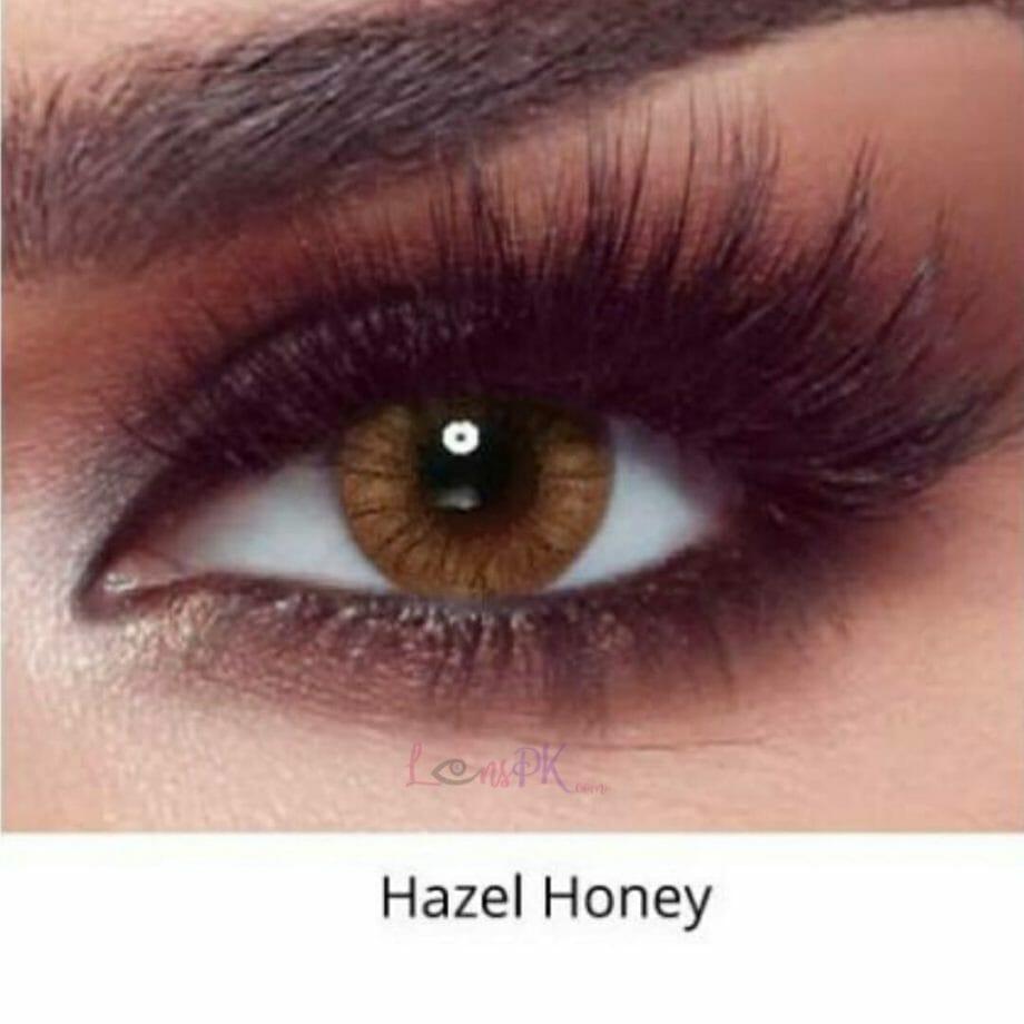 Bella Hazl honey - Oneday Collection
