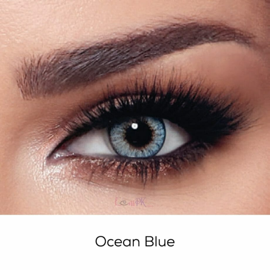 Bella Ocan Blue - Oneday Collection