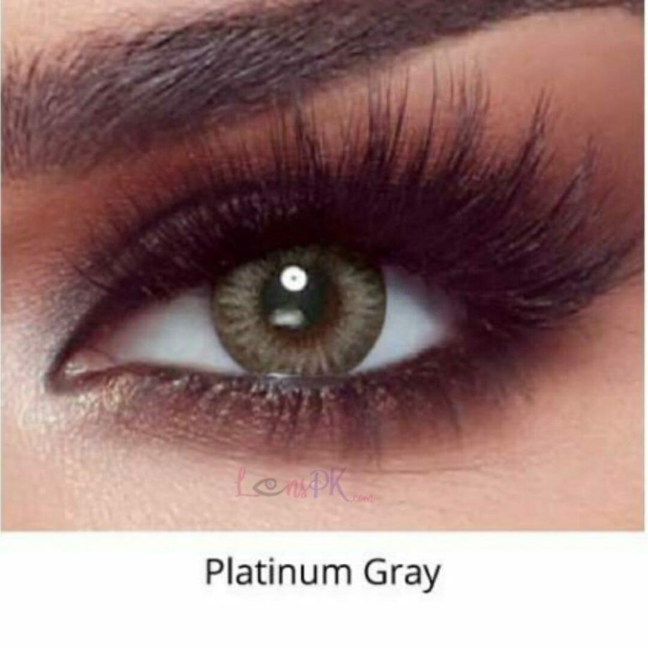 Bella Platinum Grey - Oneday Collection