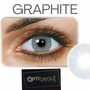 Optibeaut Graphite Hidrocor Lenses