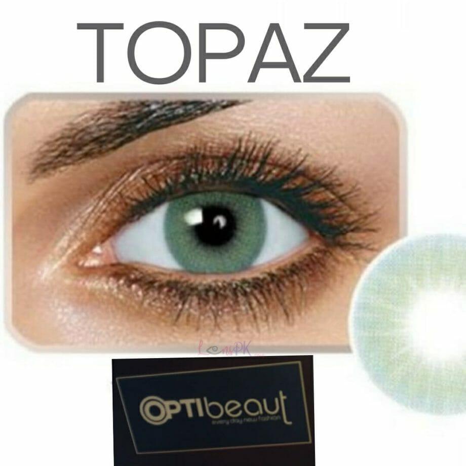 Optibeaut Topaz Hidrocor Lenses