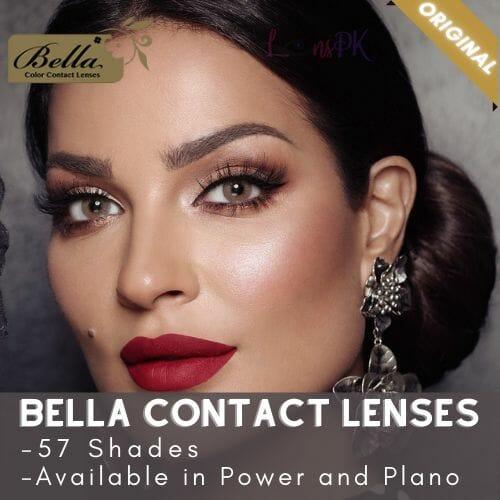 Bella Lenses in Pakistan