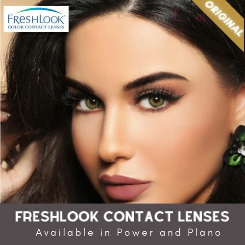 Freshlook Lenses in Pakistan