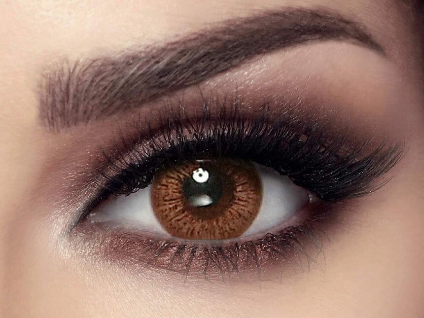 bella cinamon brown lenspk.com